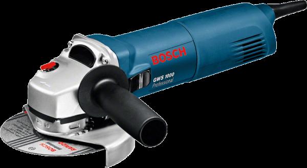 Amoladora angular GWS 1000 Bosch
