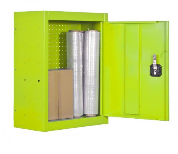 Armario metálico para guardar herramientas KIT CABINET TOOLS PANNEL 500mm VERDE
