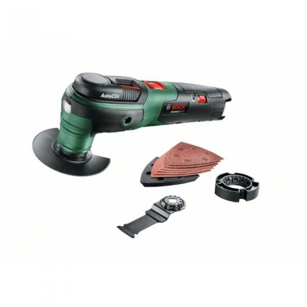Multiherramienta a batería UniversalMulti 12 Bosch