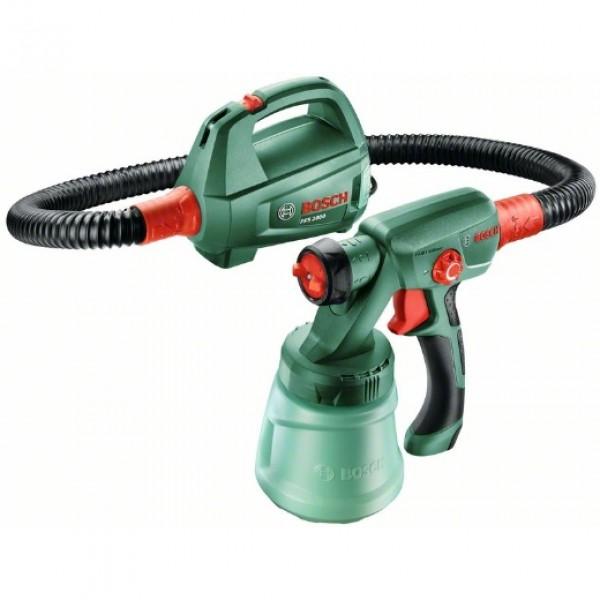 Sistema de pulverización de pintura PFS 2000 Bosch