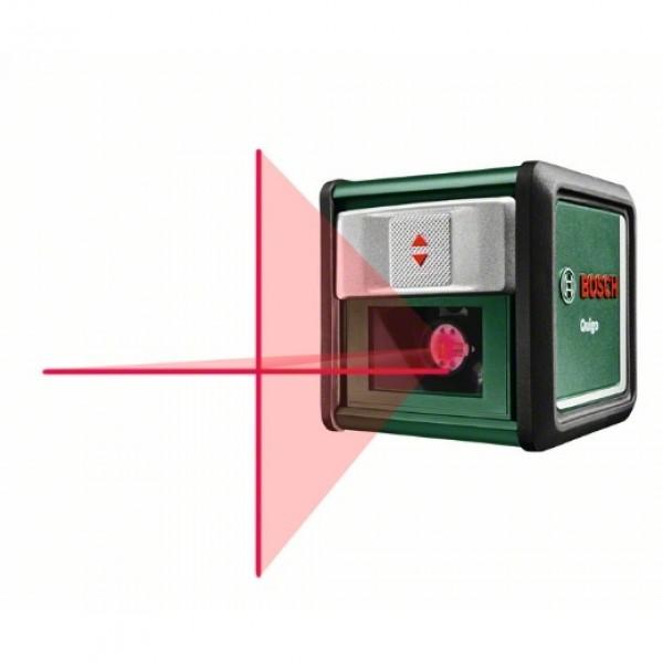 Láser de líneas cruzadas Quigo Bosch