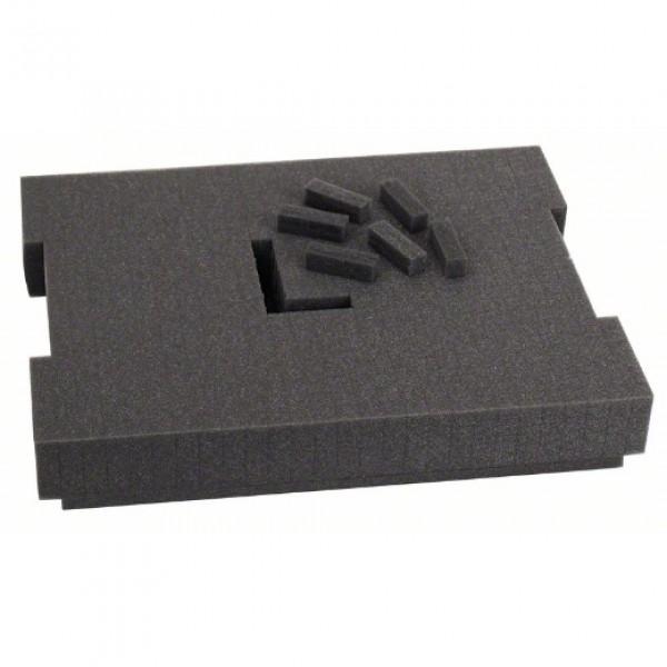Cajas para guardar piezas pequeñas Foam insert 136 Bosch