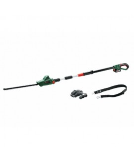 Tijeras cortasetos telescópicas a batería UniversalHedgePole 18 Bosch