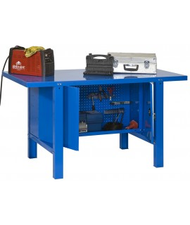 BANCO DE TRABAJO KIT SIMONWORK BT6 METALIC LOCKER 1800 AZUL