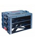 Sistema de alojamiento i-BOXX shelf con 3 un. Bosch