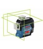 Nivel láser de líneas GLL3-80CG Bosch