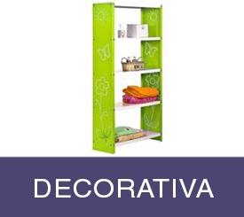 estanterias decorativas bonitas baratas
