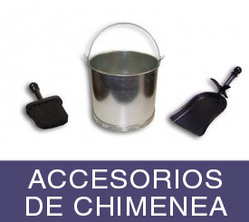 accesorios baratos para chimeneas