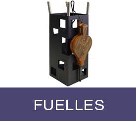 fuelles para chimeneas